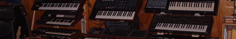 Sound Doctorin' analog and digital Keyboard Mall