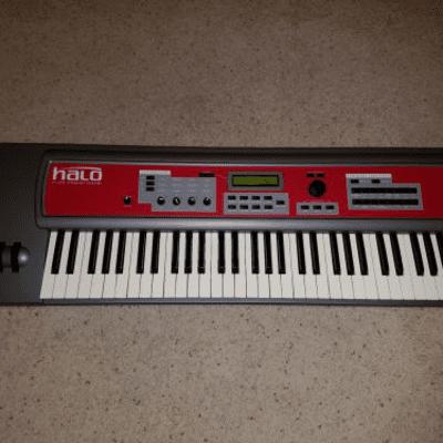 Ensoniq Halo 64-Voice Expandable Keyboard 2002