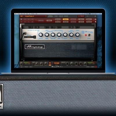 IK Multimedia Ampeg SVX2 Power Duo