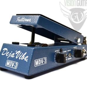 Fulltone Custom Shop MDV-3 Mini Dejá Vibe 3 Univibe Vibrato Pedal
