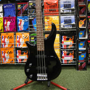 Cruiser CSL-20L/BK bass guitar left handed in black for sale