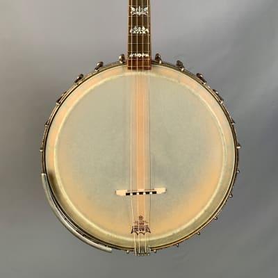 Orpheum #3 Tenor Banjo 1918 Natural for sale