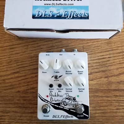 Store Demo DLS Effects Reckless Driver 2015