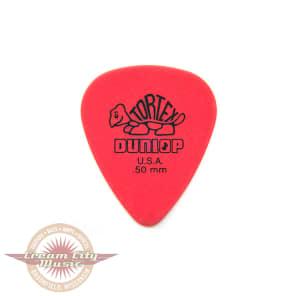 Dunlop Picks Tortex 12-Pack .50mm