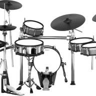 Roland V-Drums TD-50KV Electronic Drum Kit (TD50KV)