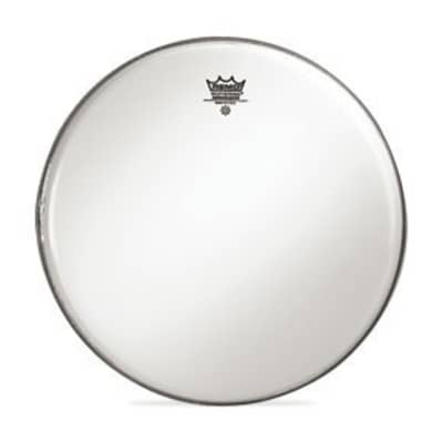 "Remo 30"" Smooth White Ambassador Bass Crimplock Drumhead"