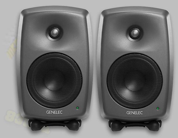 genelec 8350a professional studio monitors brand new reverb. Black Bedroom Furniture Sets. Home Design Ideas