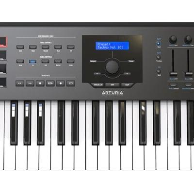 Arturia KeyLab MkII 61 Keyboard Controller - Black