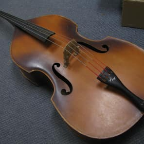 Kay C-1 Vintage Upright Bass Violin - early 50s model for sale