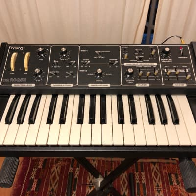 Moog Rogue | Sound Programming