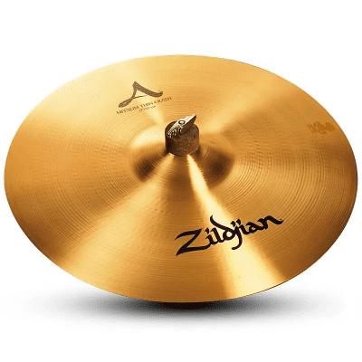 "Zildjian 17"" A Series Medium Thin Crash Cymbal"