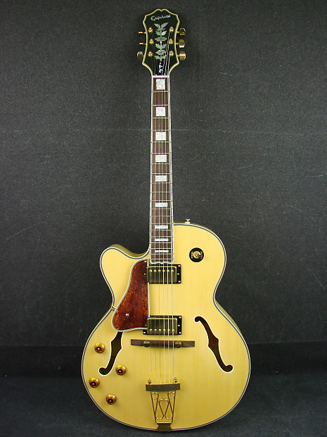 epiphone left handed joe pass signature emperor ii hollow reverb. Black Bedroom Furniture Sets. Home Design Ideas