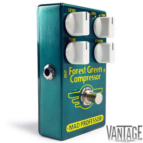 Mad Professor Forest Green Compressor PCB Pedal for sale