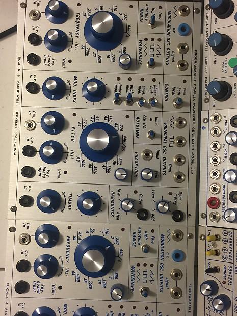Buchla 259 Programmable Complex Waveform Generator