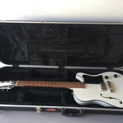 Blast Cult  Custom - Semi Hollow Tele 2011 White for sale