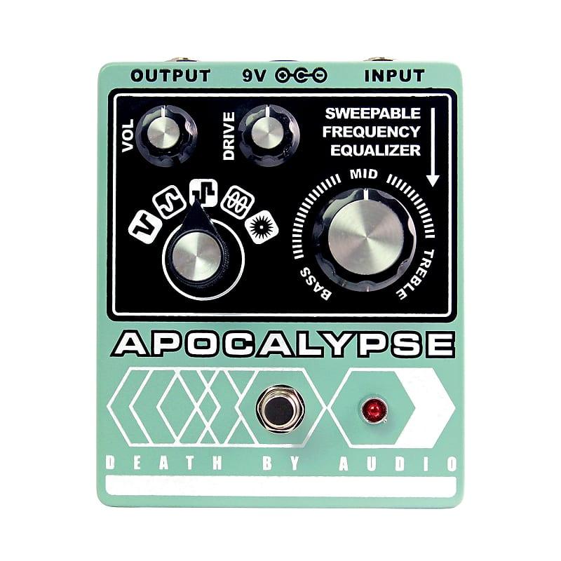 Death By Audio DBA Apocalypse Fuzz Effects Pedal
