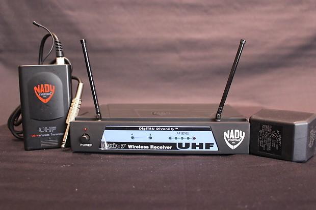 Wireless Guitar System Any Good : nady uhf 7 wireless guitar system reverb ~ Vivirlamusica.com Haus und Dekorationen