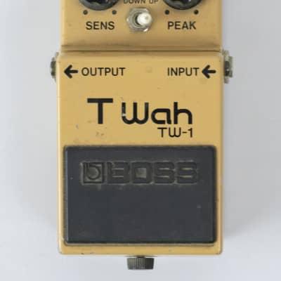 Vintage Boss MIJ TW-1 T Wah