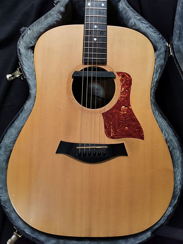 Taylor Big Baby Dreadnought Acoustic With Fishman Pick Up