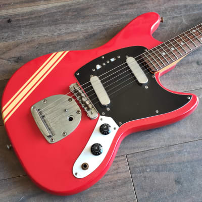 1970's Fresher Mustang Vintage Electric Guitar (Made in Japan) for sale