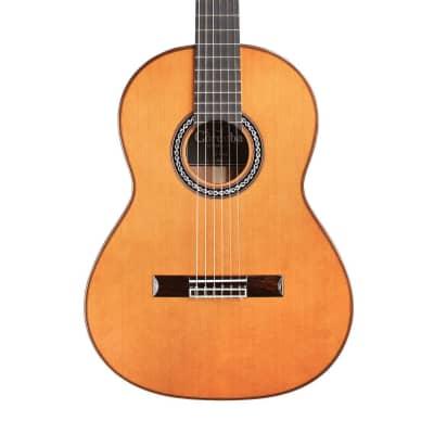 Cordoba C9 Parlor Size All Solid Cedar/Mahogany Nylon String Acoustic Guitar - Display Model