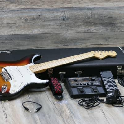 AWESOME! Fender Stratocaster 2000 Sunburst and Roland Midi GR-20 w/ Pickup!