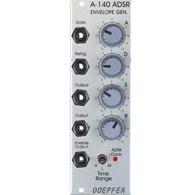 Doepfer - A-140: ADSR Envelope Generator