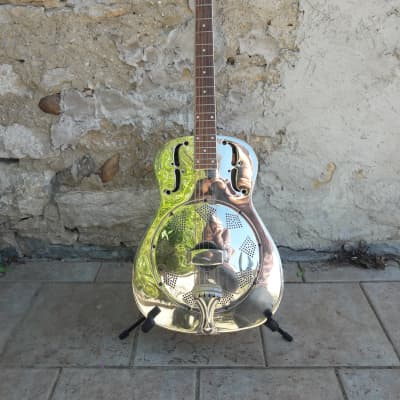 Harley Benton Chrome Line Resonator for sale