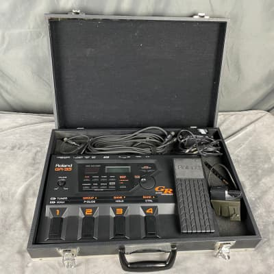 Roland GR-33 Guitar Synth with GK-2A Pickup and More