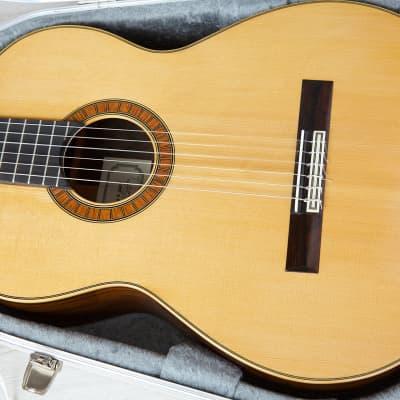 David Daily Brazilian Rosewood Classical guitar for sale
