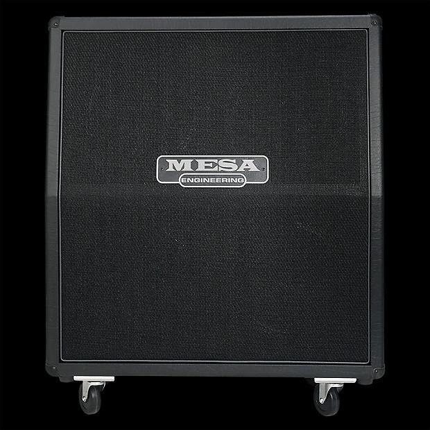 Mesa Boogie 4x12 Recto Standard Slant Cabinet | Reverb