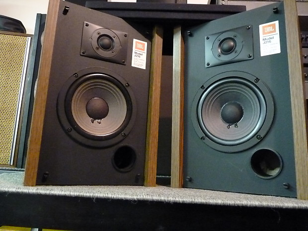 vintage bookshelf jbl j 216 vintage bookshelf speaker pair two way 8 ohm reverb