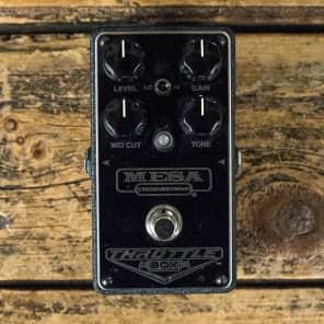 Mesa Boogie Throttle Box