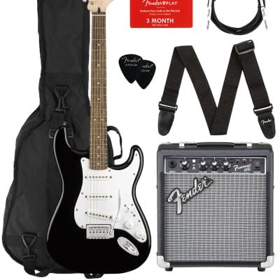 Fender Squier Strat Pack - Black
