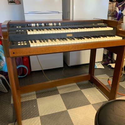 Korg BX-3 Digital Tonewheel Organ 2000s Wood