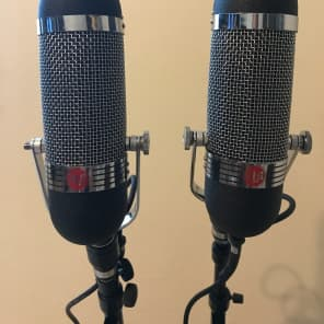 AEA R84 RIbbon Microphone Matched Pair