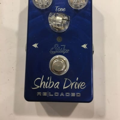 Suhr Shiba Drive Reloaded Original Overdrive Distortion Guitar Effect Pedal