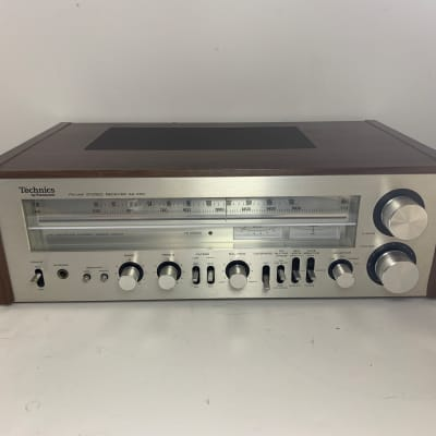Technics SA-400 FM / AM Stereo Receiver
