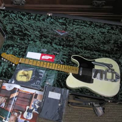 1959 Master Built 2005 Yuriy Shishkov #28 of 50 Relic Fender Relic Telecaster for sale