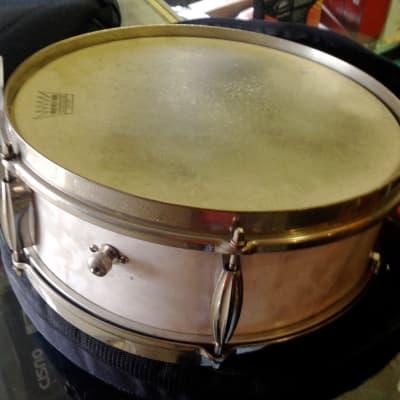 Slingerland Vintage radio king 6 lug 13x5 snare DRUM part Non original
