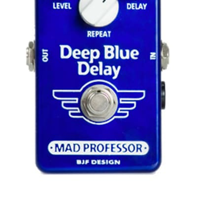 Mad Professor Deep Blue Delay HW for sale