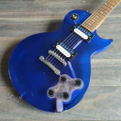 1990's Barclay Single Cut (Purple Lucite/Acrylic) for sale