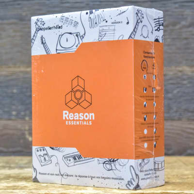 Propellerhead Reason Essentials 2 - French Version Music Production Software Boxed
