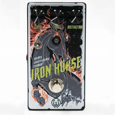 Walrus Audio Iron Horse V2 Halloween Limited Edition 2019
