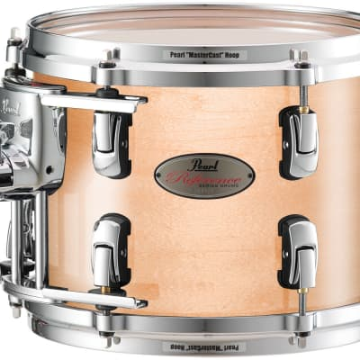 """Pearl Music City Custom 22""""x14"""" Reference Series Bass Drum w/o BB3 Mount RF2214BX - Natural Maple"""