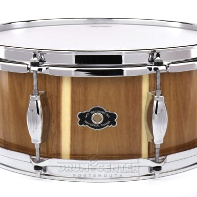 George Way Studio Snare Drum 14x5.5 Acacia Veneer