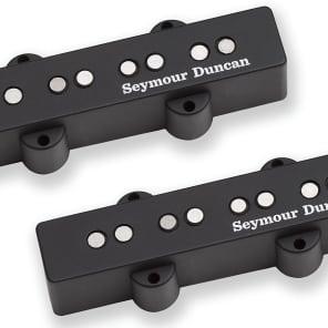 Seymour Duncan Apollo Jazz Bass 4-String J-Bass Neck/Bridge Pickup Set