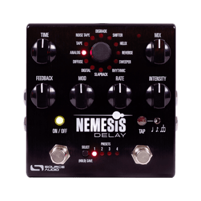 Source Audio Nemesis Delay guitar pedal