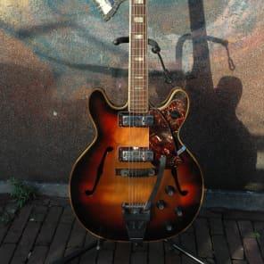 Lion Es Model 60's 3 Tone Sunburst for sale