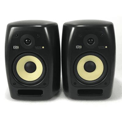 "KRK VXT8 2-Way 8"" Active Studio Monitors (Pair)"